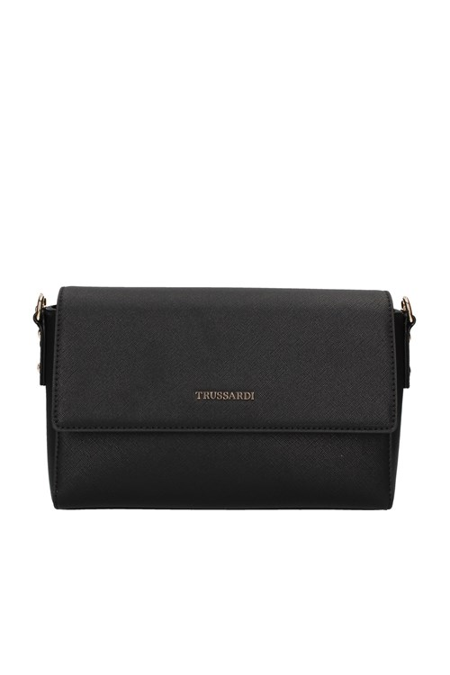 Trussardi Jeans Shoulder Strap BLACK