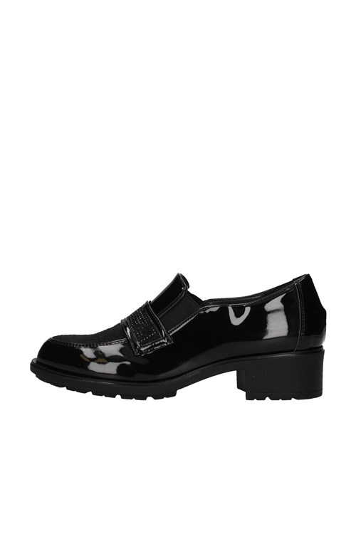Cinzia Soft Loafers BLACK