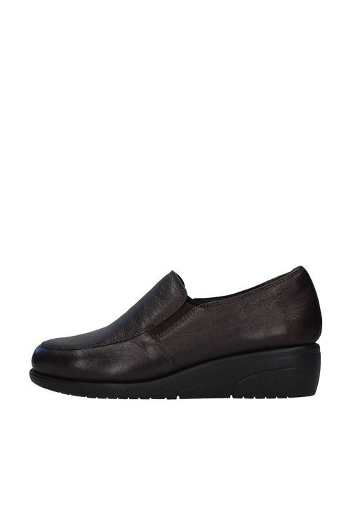 Cinzia Soft Loafers BROWN