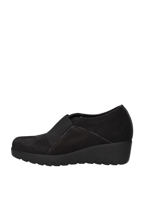 Cinzia Soft With wedge BLACK