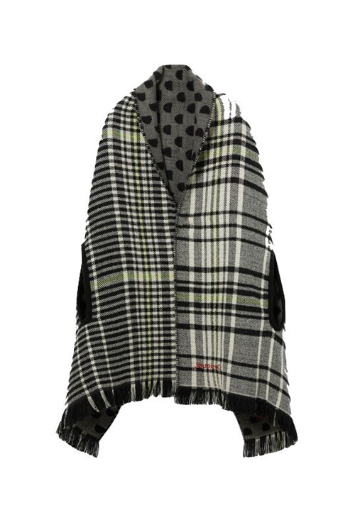 Desigual Scarves And Foulards BLACK