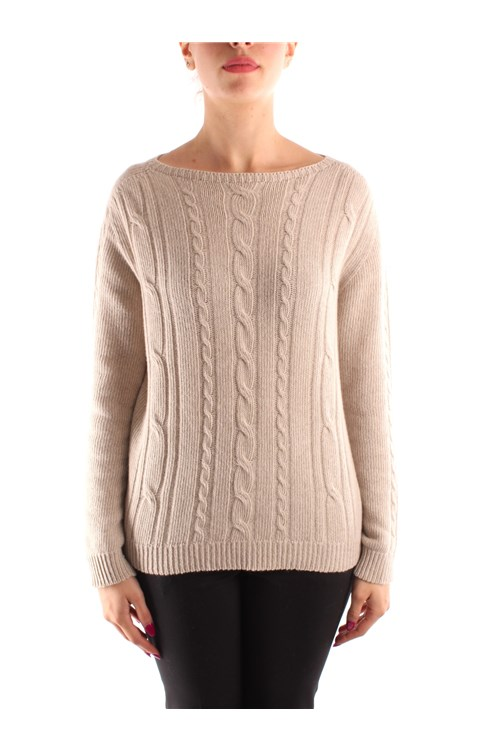 Friendly Sweater Knitwear WHITE