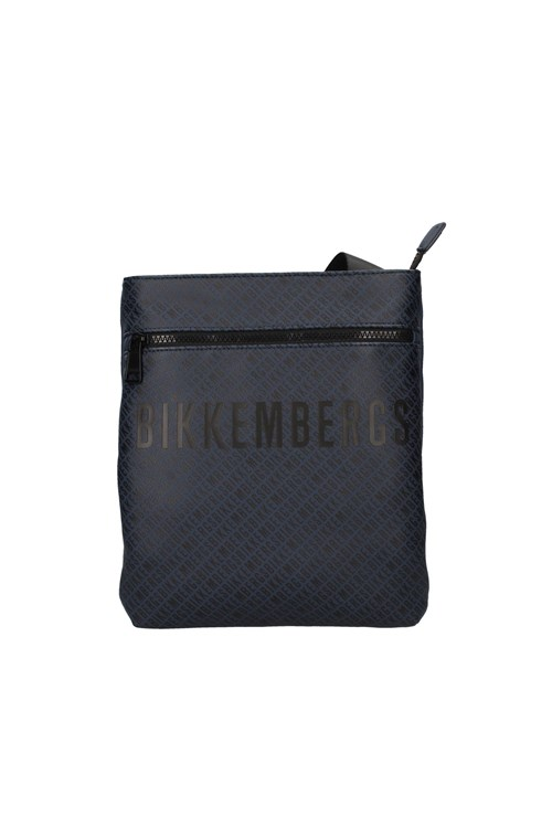 Bikkembergs Shoulder Strap NAVY BLUE