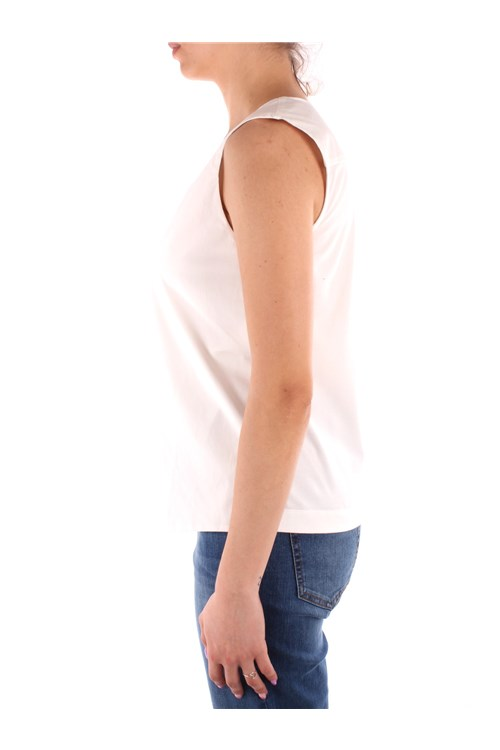 Weekend Maxmara Sleeveless WHITE
