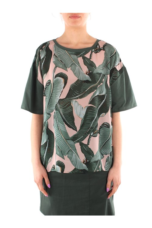 Weekend Maxmara Short sleeve GREEN