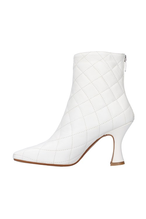 Balie' boots WHITE