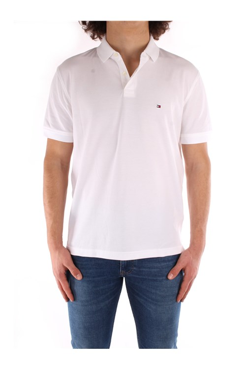Tommy Hilfiger Short sleeves WHITE