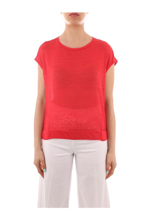 Iblues Short sleeves RED