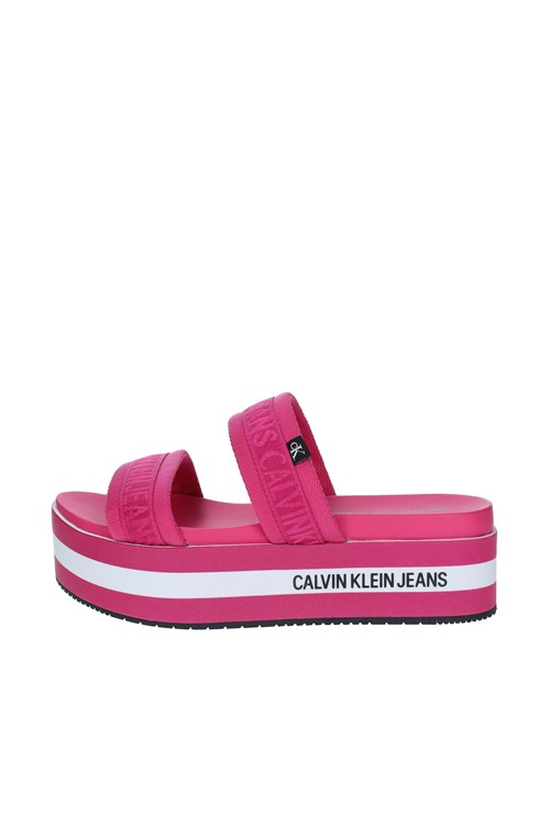 Calvin Klein With wedge PINK