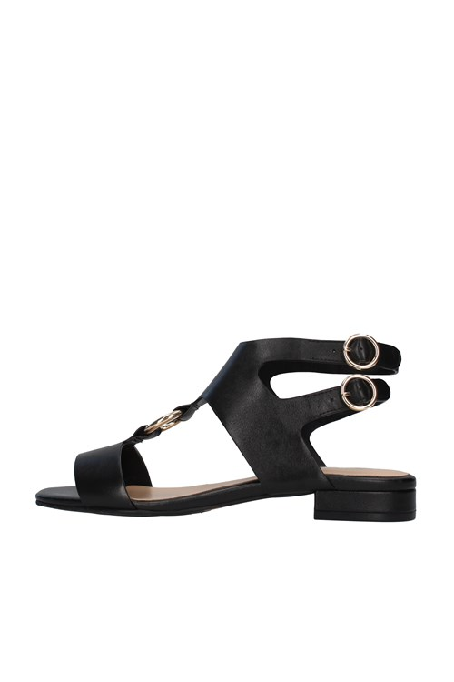 Apepazza With heel BLACK