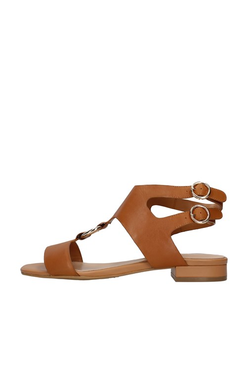 Apepazza With heel BROWN