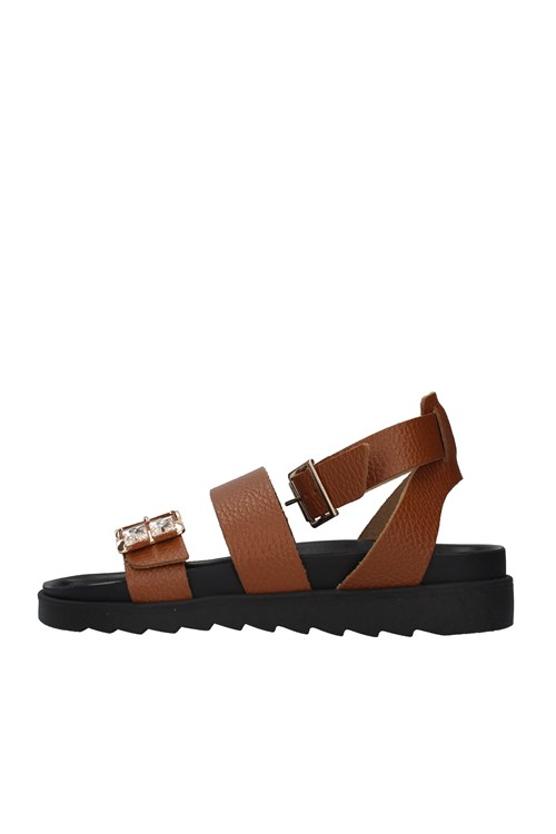 Apepazza Sandals BROWN