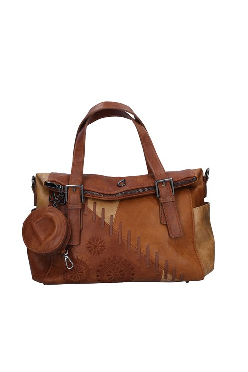 Desigual Shoulder Strap BROWN