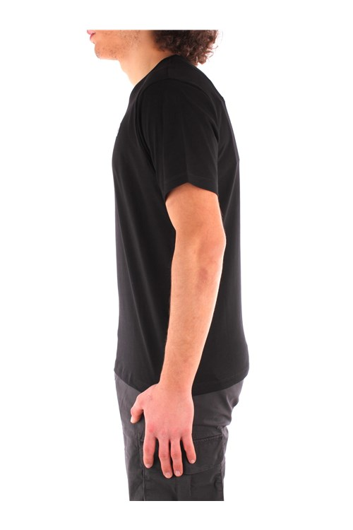 North Sails Short sleeve BLACK