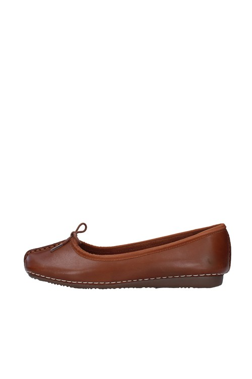 Clarks Dancers BROWN
