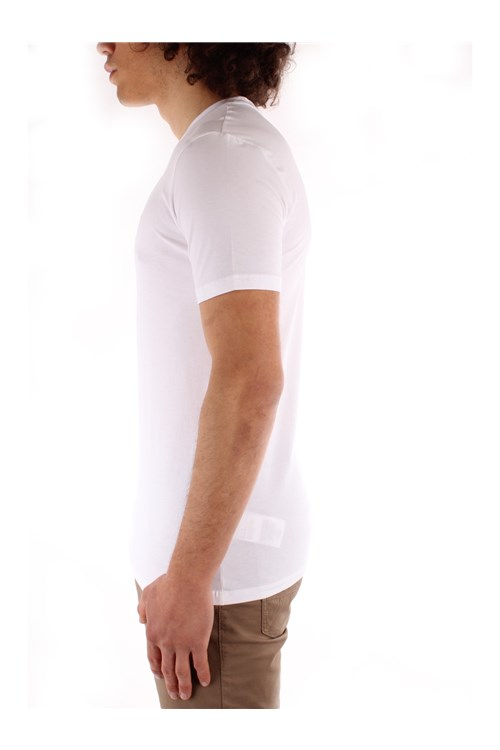 Trussardi Jeans Short sleeve WHITE
