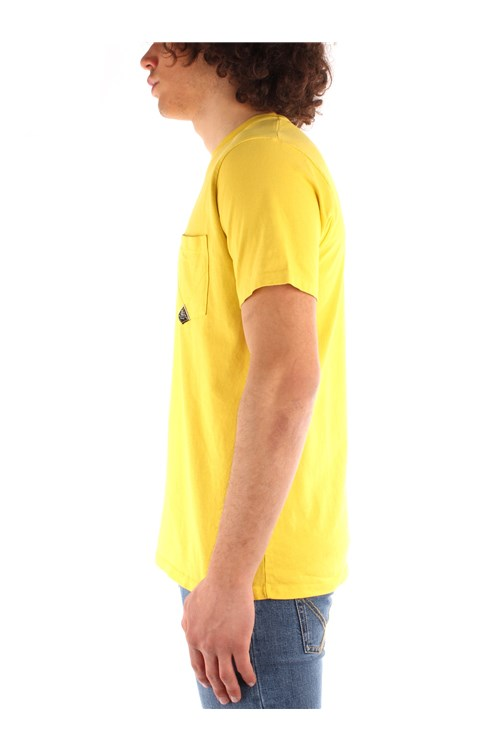 Roy Roger's Short sleeve YELLOW