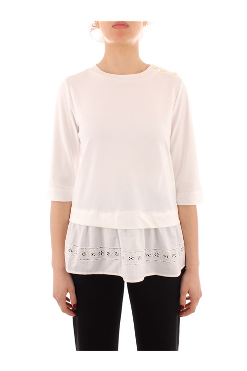 Marella Sport Long sleeve WHITE