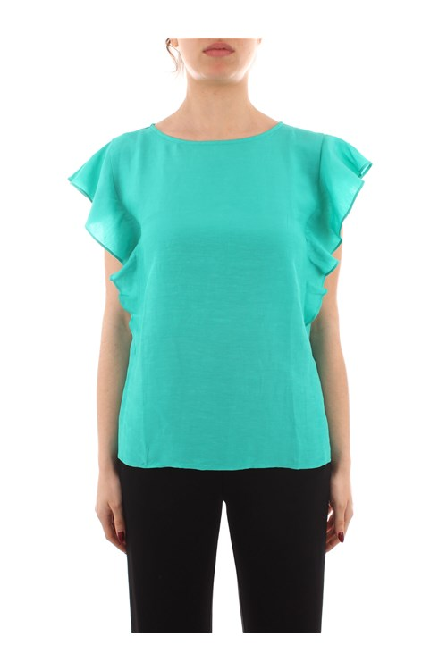Emme Di Marella Short sleeves GREEN