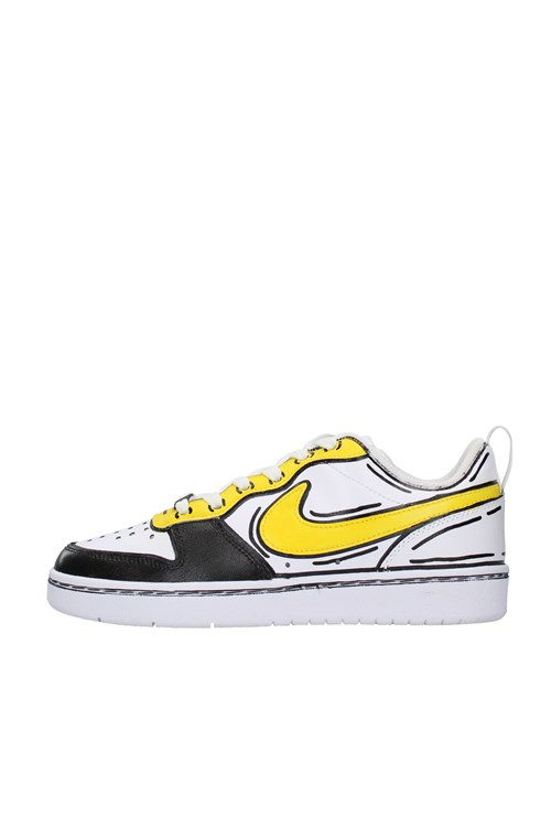 Nike low YELLOW