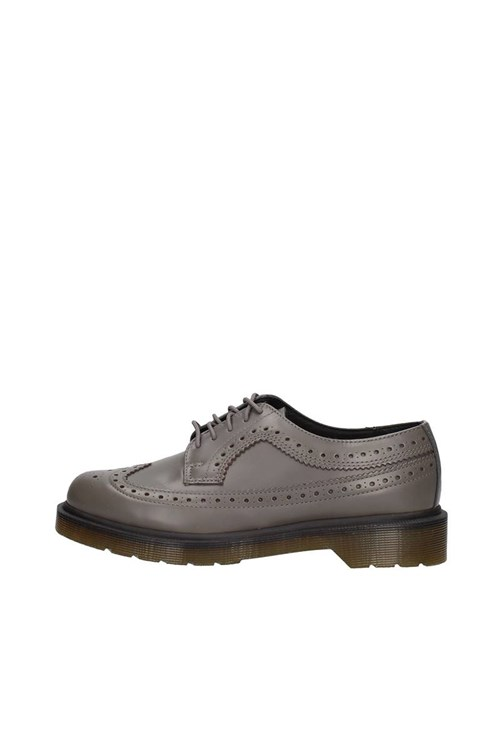 Dr. Martens Shoes With Laces GREY