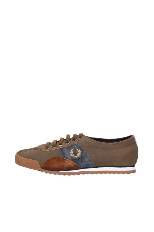 Fred Perry Sneakers BROWN