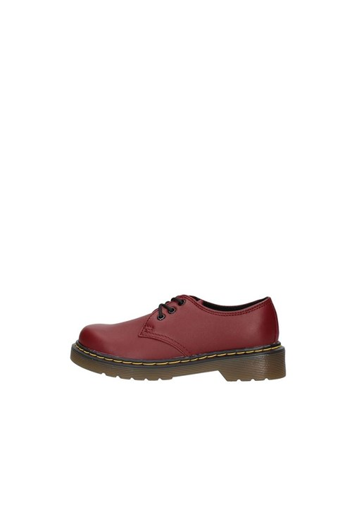 Dr. Martens Laced RED