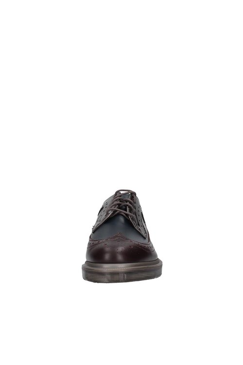 Dr. Martens Shoes With Laces NAVY BLUE
