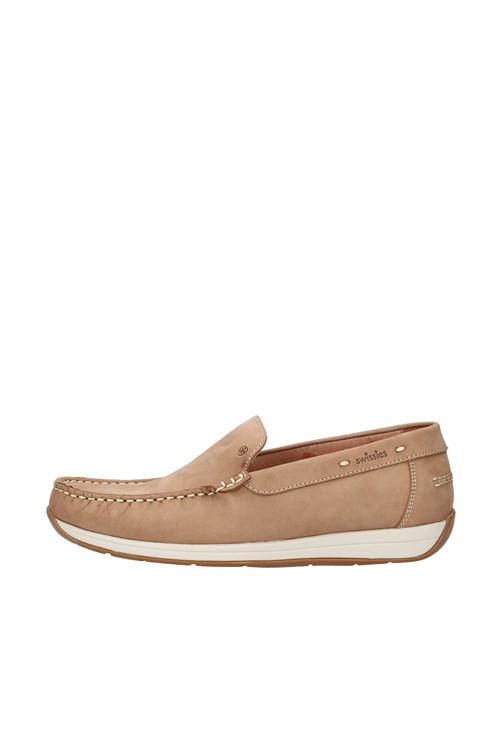 Swissies Loafers BROWN