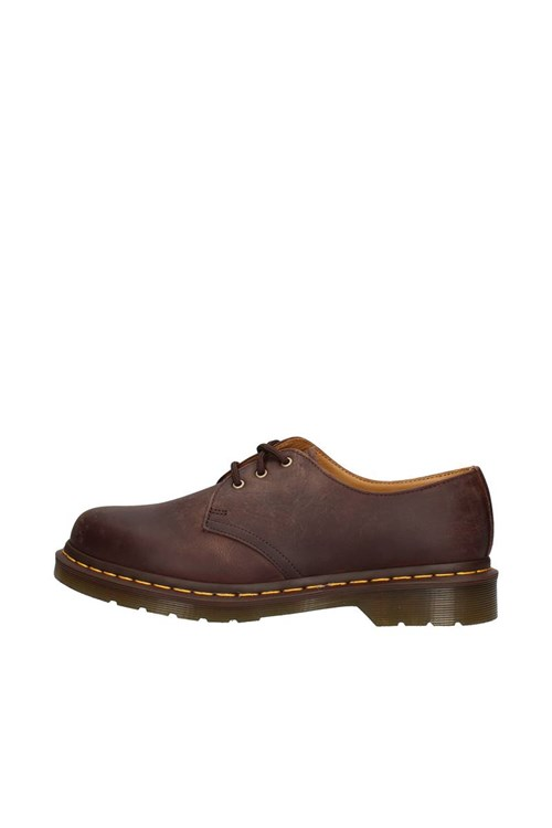 Dr. Martens Shoes With Laces BROWN