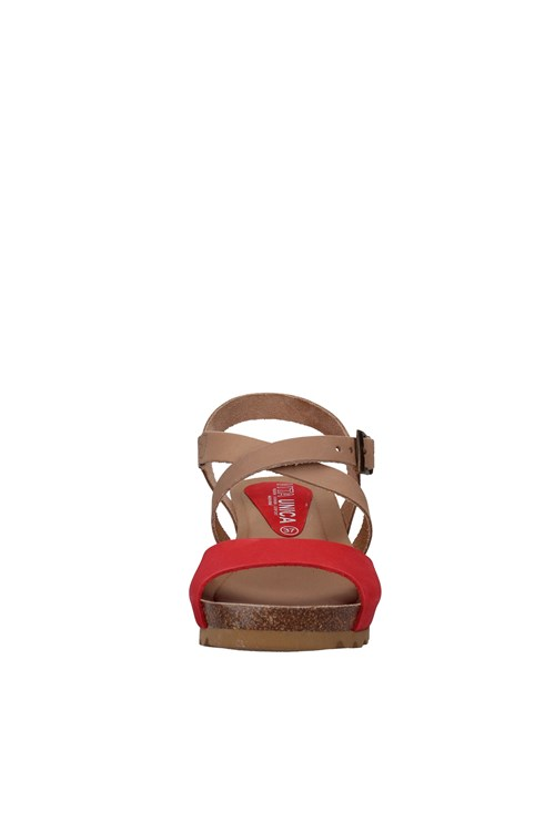 Vita Unica  With wedge RED
