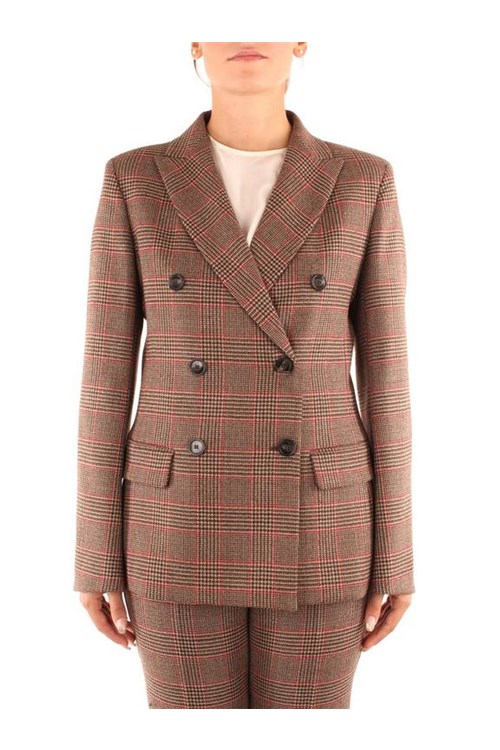 Weekend Maxmara Jackets BROWN