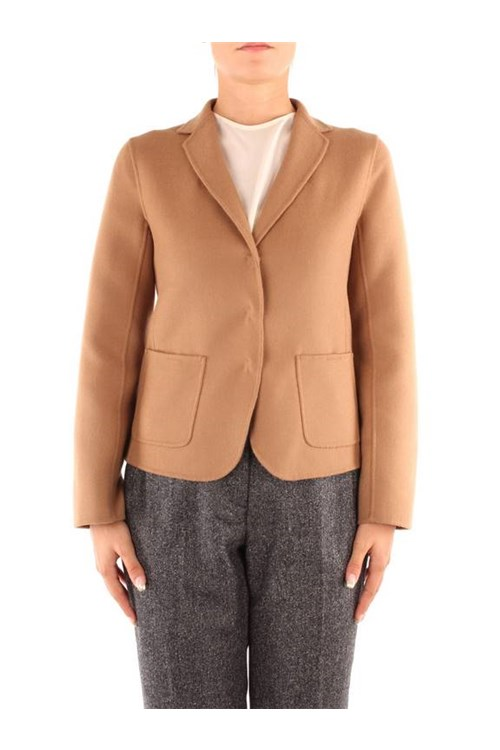 Weekend Maxmara Jackets ECRU
