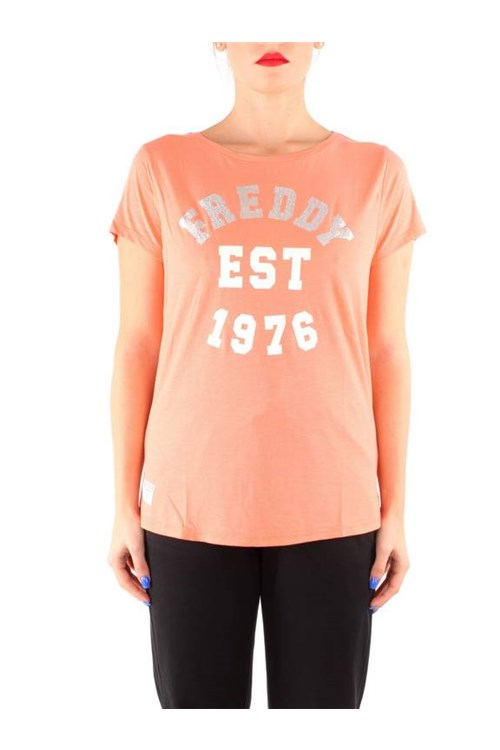 Freddy Short sleeve ORANGE A100