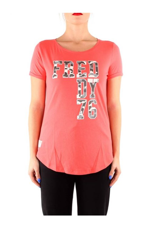 Freddy Short sleeve RED R440
