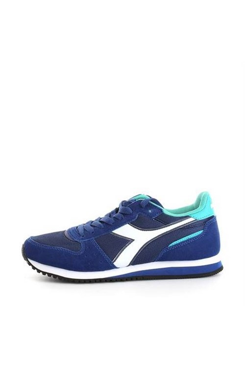 Diadora  low BLUE
