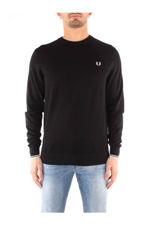 Fred Perry Knitwear BLACK
