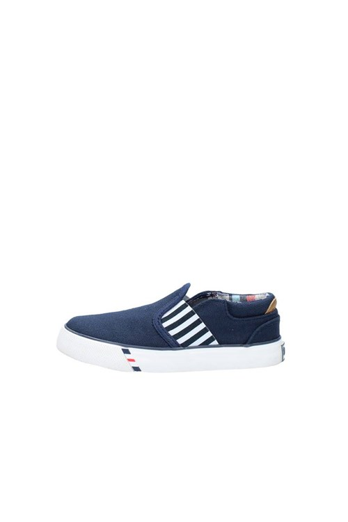 Wrangler Junior Loafers NAVY BLUE