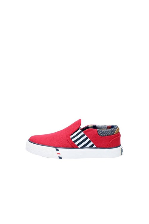 Wrangler Junior Loafers RED