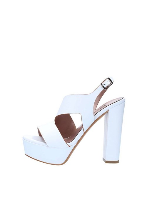Albano With heel WHITE