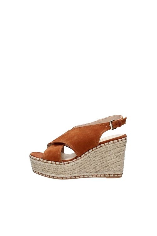 Sara Lopez Sandals LEATHER