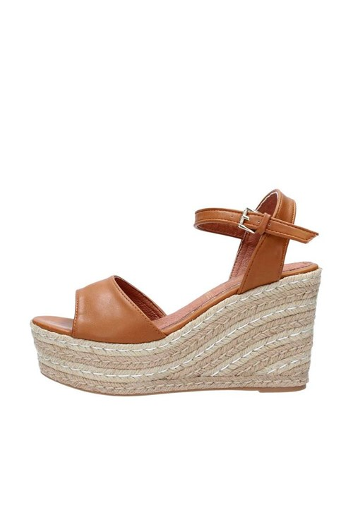 Sara Lopez Sandals BROWN