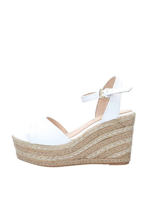 Sara Lopez Sandals WHITE