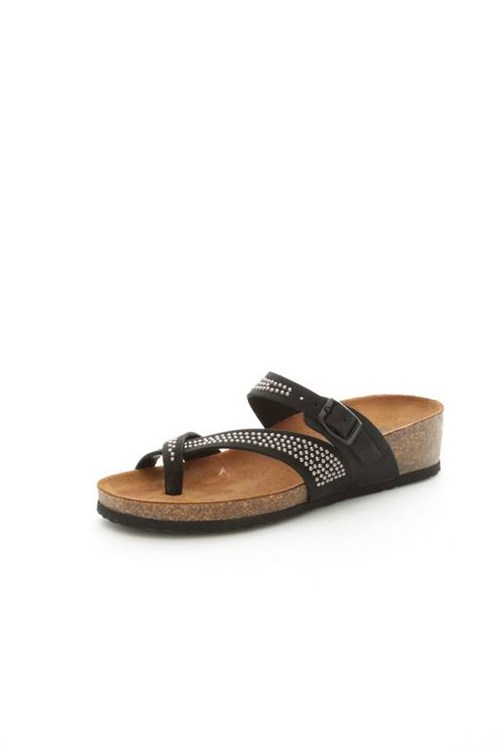 Bionatura Sandals BLACK