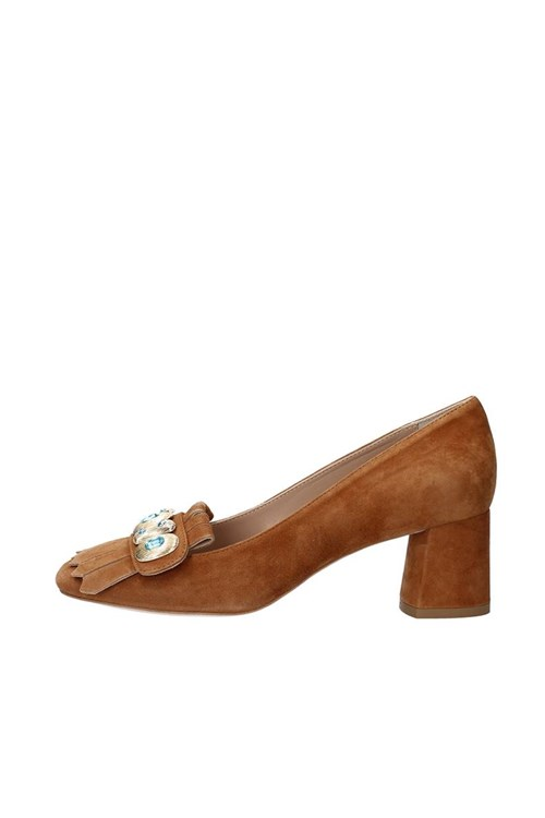 Alexandra/marta Mari Loafers BROWN