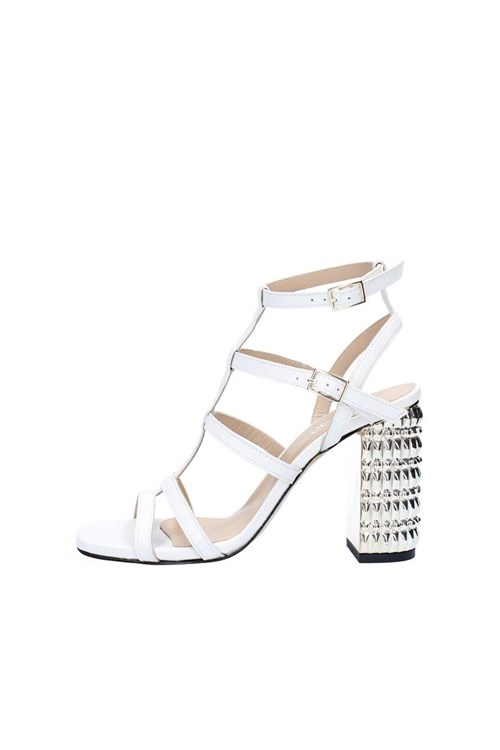 Alexandra/marta Mari With heel WHITE