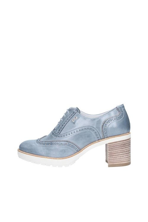 Nero Giardini Francesine LIGHT BLUE