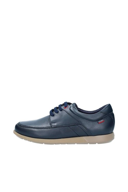 Callaghan Shoes With Laces BLUE