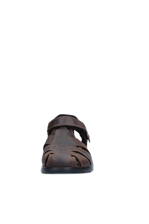 Enval Soft Sandals BROWN