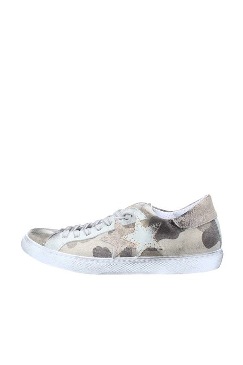 2 Star Sneakers BEIGE